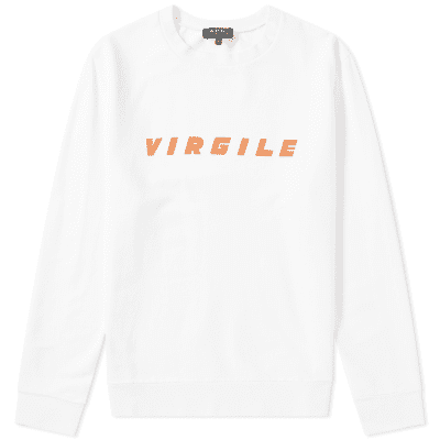 A.P.C. Virgile Crew Sweat