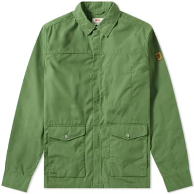 Fjällräven Greenland Zip Shirt Jacket
