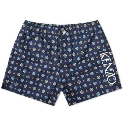 Kenzo Geometric Swim Short
