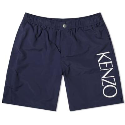 Kenzo Logo Boardshort