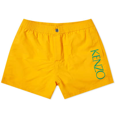 Kenzo Logo Swim Short