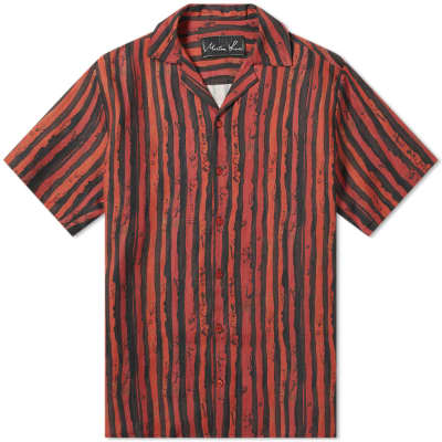 Martine Rose Stripe Vacation Shirt