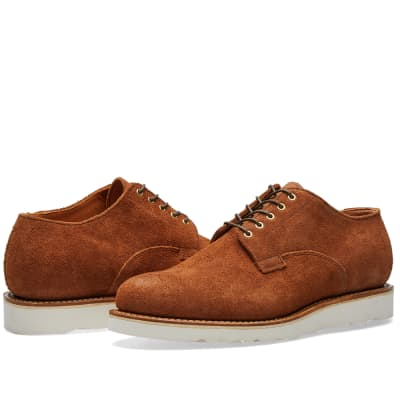 Viberg Derby Shoe
