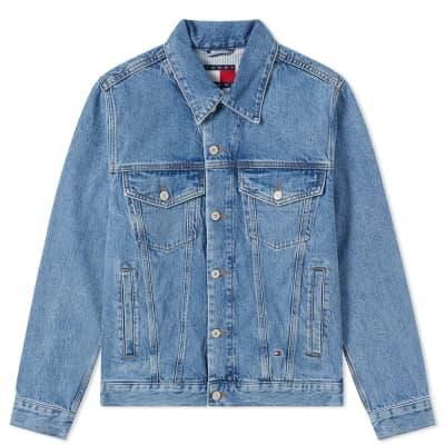 Tommy Jeans 5.0 Women's 90s Logo Denim Jacket