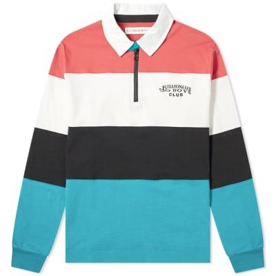Billionaire Boys Club Cut & Sew Rugby Shirt