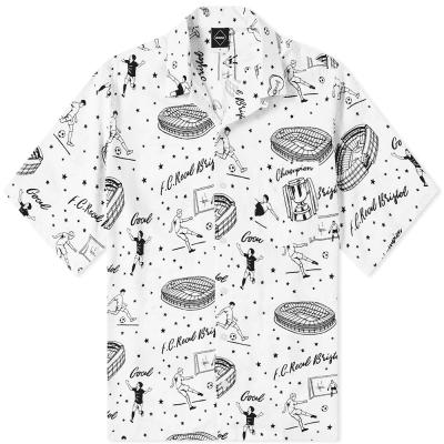 F.C. Real Bristol Hawaiian Shirt