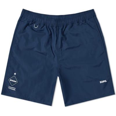 F.C. Real Bristol Nylon Easy Shorts