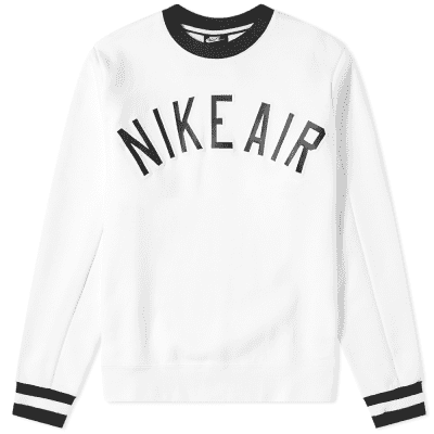 Nike Air Fleece Crew Sweat