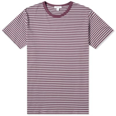 Sunspel English Stripe Tee