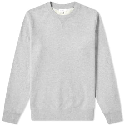Sunspel Loopback Sweat Top