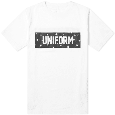 Uniform Experiment Star Box Logo Tee