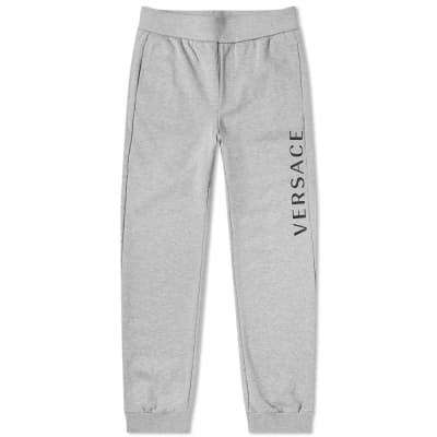 Versace Printed Logo Sweat Pant