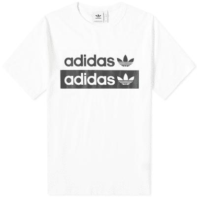 Adidas R.Y.V Logo Tee
