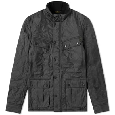 ad9bbb49a Barbour International Ariel Polarquilt Jacket