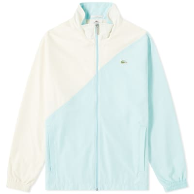 Lacoste x Golf Le Fleur Diamond Taffeta Track Top