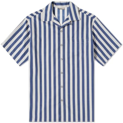 Lanvin Stripe Vacation Shirt