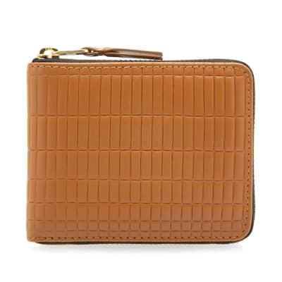 Comme des Garcons SA7100BK Brick Wallet
