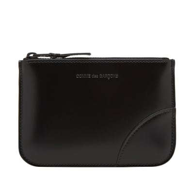 Comme des Garcons SA8100VB Very Black Wallet