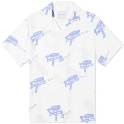 NASASEASONS Water Guns Vacation Shirt