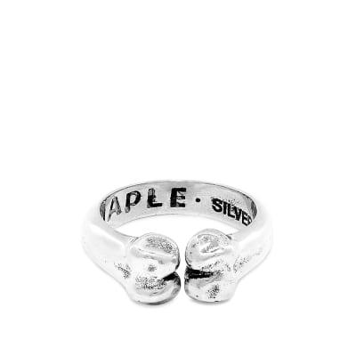 Maple Bone Ring