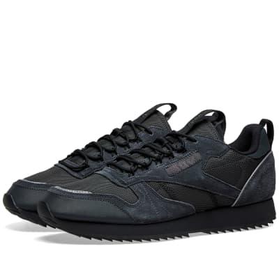 Reebok Leather Ripple Trail