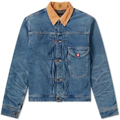 Human Made Lined Denim Jacket