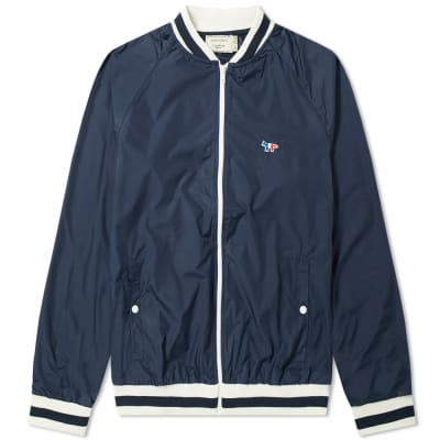 Maison Kitsuné Tricolour Fox Windbreaker