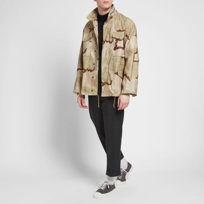 Beams Plus M-65 Camo Jacket