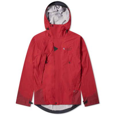 Klättermusen Allgron 2.0 Hooded Shell Jacket