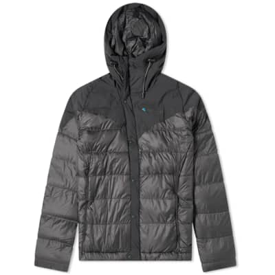 Klättermusen Alte 2.0 Hooded Down Jacket