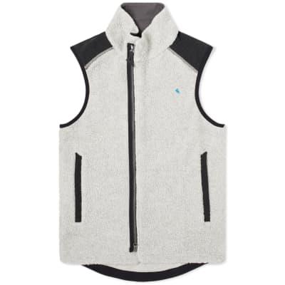 Klättermusen Skoll Sherpa Fleece Vest
