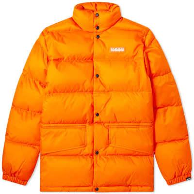 Napapijri Ari Back Logo Puffer Jacket