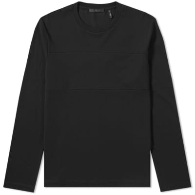 Helmut Lang Long Sleeve Band Seam Tee