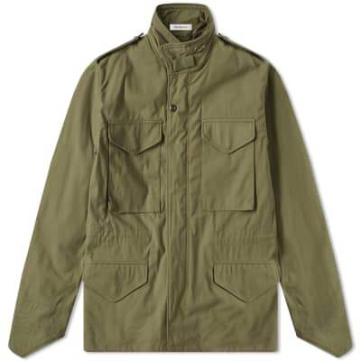 WTAPS M-65 Satin Jacket