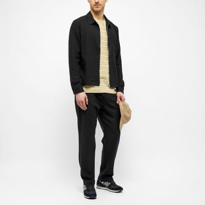 YMC Bowie Zip Shirt