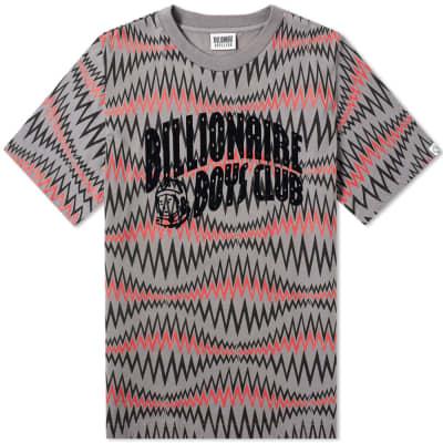 Billionaire Boys Club Soundwave Arch Logo Tee