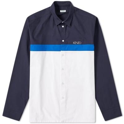 Kenzo Casual Drawstring Shirt