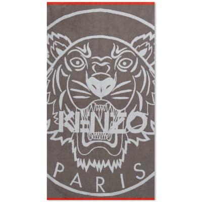 Kenzo iPhone Tiger Beach Towel