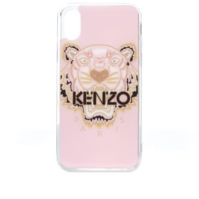 Kenzo iPhone X Tiger Case