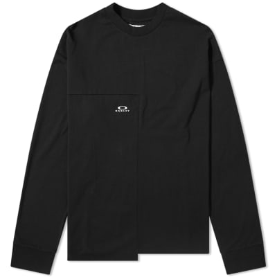 Oakley x Samuel Ross Long Sleeve Cut & Sew Logo Tee