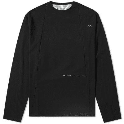 Oakley x Samuel Ross Long Sleeve Logo Tee