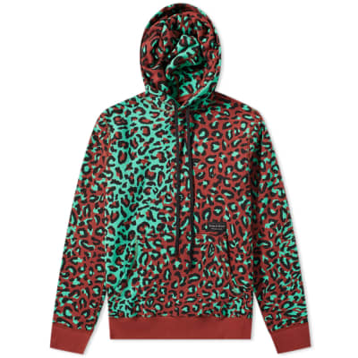 Raised by Wolves Leopard Camo Hoody