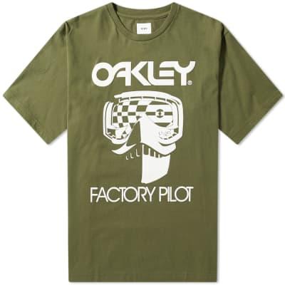 WTAPS x Oakley Factory Pilot Tee