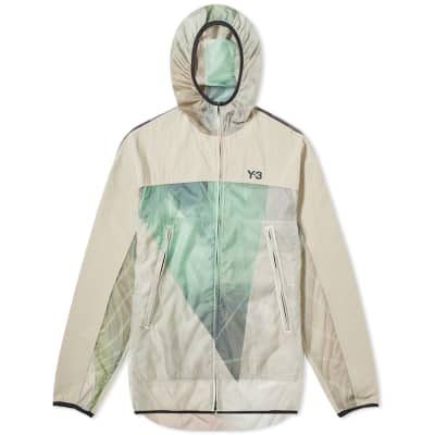 Y-3 Packable Print Jacket