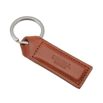 Shinola Twisted Key Ring