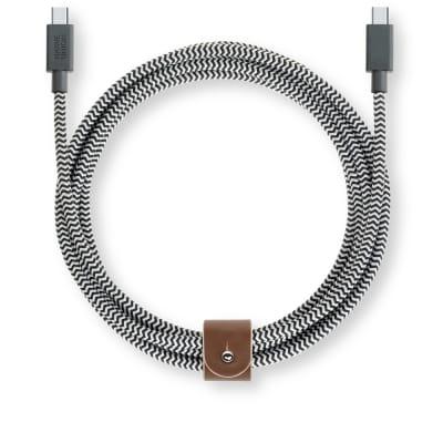 Native Union USB 2.4m Belt Cable