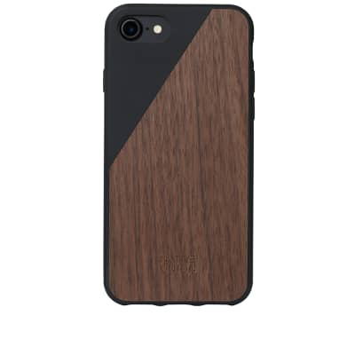 Native Union Wood Edition Clic iPhone 7/8 Case