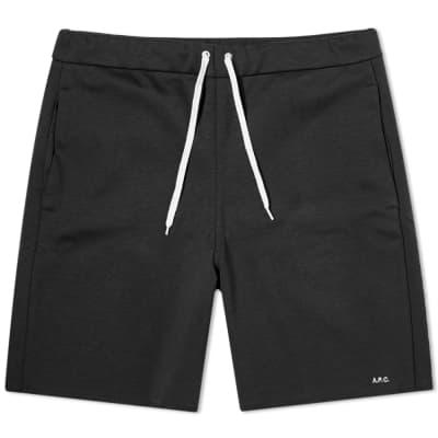 A.P.C. Jersey Short
