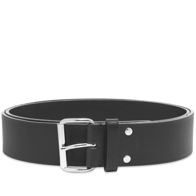 A.P.C. Noah Leather Belt