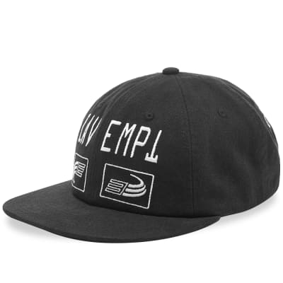 Cav Empt Curved Low Cap